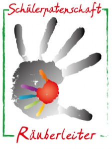 Das Logo der Schülerpatenschaft Räuberleiter.